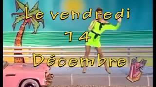 BAR CLUB LA NOCHE DIJON  présente  la SOIREE 80 - 90 - Vendredi 14 Décembre 2012