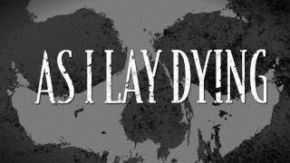 """As I Lay Dying """"Paralyzed"""" (LYRIC VIDEO)"""