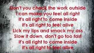 She Wants Revenge - All Wound Up - Ft. Zina Star (Lyrics)