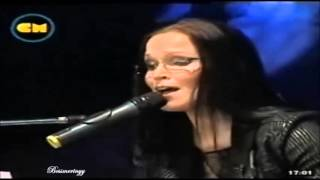 Tarja-500 Letters (live CMTV)
