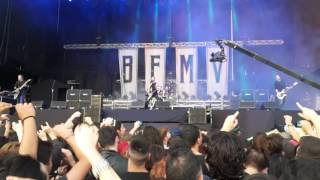Bullet For My Valentine - Tears Don't Fall (Live Maximus 2016-09 - Argentina)