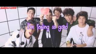 Abraham Mateo ft. CD9 - I'm Feeling So Good (LETRA)