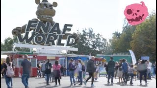 fnaf world theme park - Could it be real?