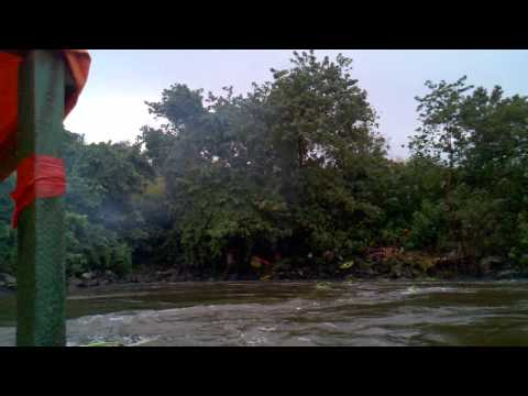 A voyage on the River Nile