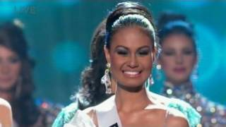 Miss Philippines' What Was Your Biggest - Mistake Miss Universe   ABC World News Tonight   ABC News width=