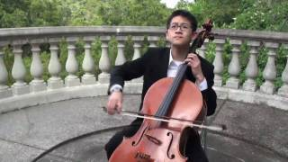 Bach's Cello Suite No. 1 Prelude by Nathan Chan, cellist