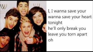 Save You Tonight - One Direction