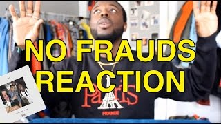 NICKI MINAJ - DRAKE - LIL WAYNE - NO FRAUDS - REACTION VIDEO