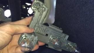 How to change rear indicator light bulb VW Golf MK6 (5K)
