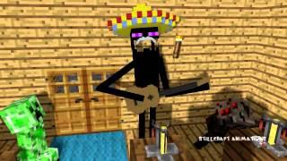 Animación Minecraft - Cervezera Escuela Monstruo