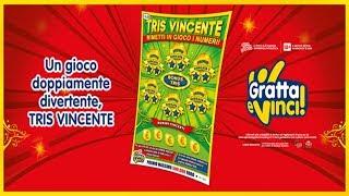 Gratta e Vinci - Iniziamo con un Tris Vincente!