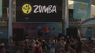 Zumba Cruise 2016 - Max Pizzolante - Maritza Bustamante - Shut Up And Dance