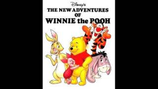 """The New Adventures Of Winnie The Pooh"" Theme Song - (Piano version)"