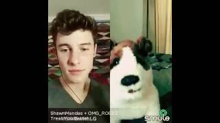 Smule Duet With Shawn Mendes