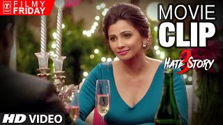 HATE STORY 3 MOVIE CLIPS 2- Beauty and Brains, Very Dangerous width=