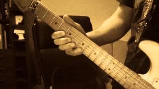 Cabin Fever - The Wonderstuff - Guitar solo