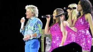 """Rod Stewart, """"People Get Ready"""", Las Vegas, May 14, 2014"""