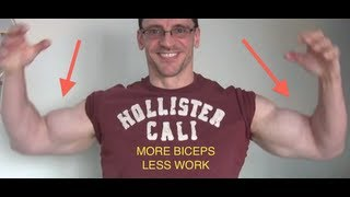 Biceps Best Bicep exercises and workouts for for Big Arms- Big arm workout
