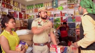 Dukaan Police   Comedy   Chacha Bishna   Best Punjabi Comedy