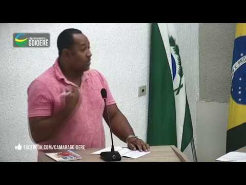 Candidato na eleição do Sismug, Alex Correia fala de suas propostas na Tribuna Livre da Câmara Municipal