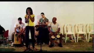 Helen Araújo e Banda GAE Missões Urbanas (Salomão do Reggae Cover)