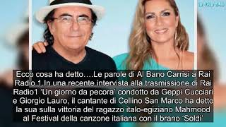 'La stanno uccidendo…' Al Bano sconvolto dopo Sanremo: ecco cosa è successo all'ex di Romina Power