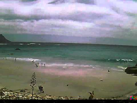 Timelapse Video – Glen Beach – 31/12/2010