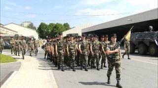 Te sitima, Chant Militaire ... Dédicasse a la section carmin 2010 Du 110 RI !!
