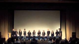 Sunday 527 - Kaleidoscope Heart (Sarah Bareilles a cappella cover)