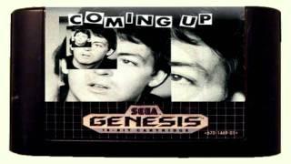 Paul McCartney - Coming Up (Sega Genesis Mix)