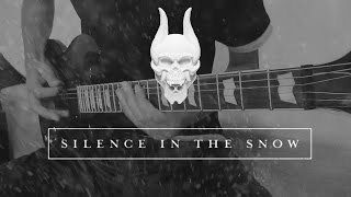 Trivium - Silence In The Snow (Guitar cover)