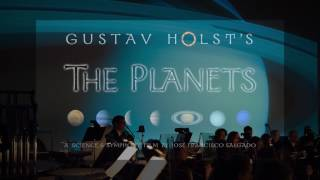 "U-M University Symphony Orchestra to Perform ""The Planets"" Live with José Francisco Salgado Film"