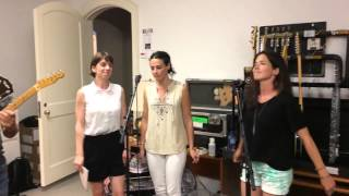 """Bound By Love"" (Dispatch: Hunger Practice Video) - Live in Weehawken, NJ"