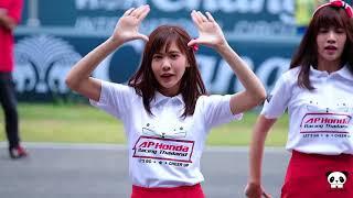 [Fancam]180303 River NoeyBNK48 @ A.P. Honda Racing Thailand