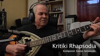 Kostas Antoniadis - Kritiki Rapsodia