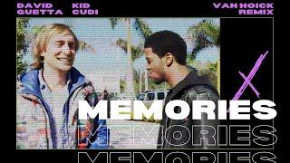 David Guetta Feat. Kid Cudi - Memories (Van Hoick VIP Remix)