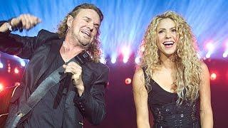 Shakira & Maná en Vivo desde Barcelona - Mi Verdad