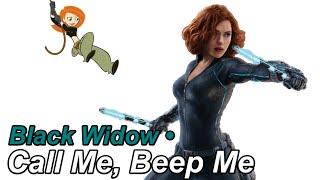 Black Widow • Call Me, Beep Me