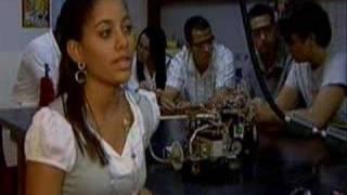 TV-Bahia entrevista aluna Mariana Desireé