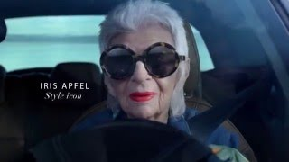 DS Automobiles Danmark : Ny DS 3 – Driven by Style feat Iris Apfel