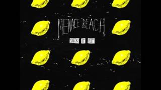 Menace Beach - Suck It Out