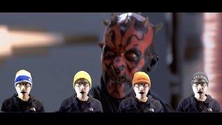 Star Wars Episode 1 Duel of the Fates acapella