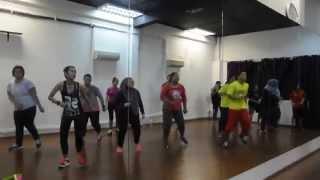Delirious (Boneless) [feat. Kid Ink] - Project Dance Fitness