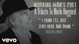 Dustin Lynch - I Think I'll Just Stay Here And Drink (Audio)