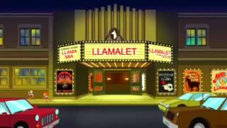 Milo murphy's law Llama song