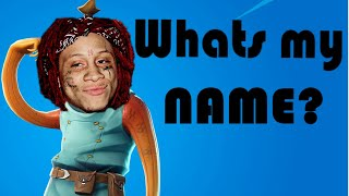 """Fortnite Montage - """"Whats my name?"""" (Trippie Redd)"""