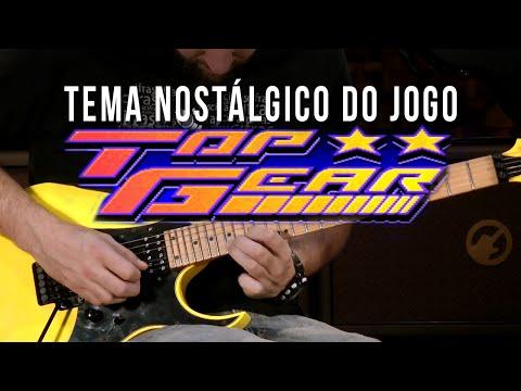 Games Theme - Top Gear