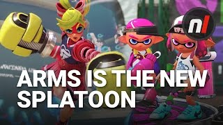 Soapbox: ARMS is the New Splatoon for the Nintendo Switch Generation