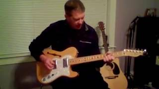 Tommy James and The shondells, Crystal Blue Persuasion Guitar cover