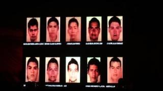 Desapariciones (Los Fabulosos Cadillacs) - Panteón Rococó (Ayotzinapa)